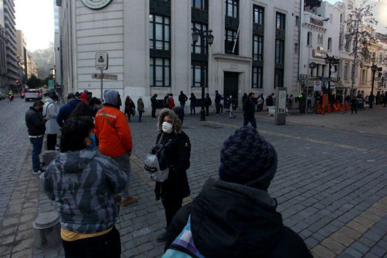 Dramático: Chilenos sacarán el 10% de las AFP para poder comer