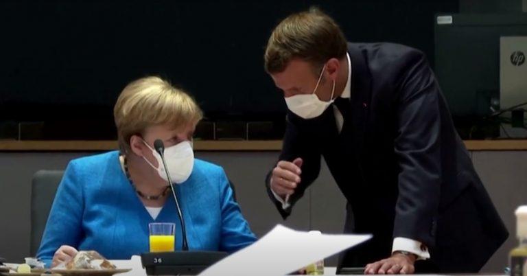 UE: Merkel advierte que está fracasando la cumbre por el Fondo de Recuperación de 1,85 billones de euros