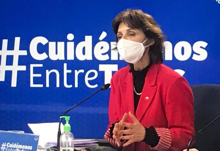 Subsecretaria Daza vincula a laboratorios por error en las cifras de contagios por Covid-19 tras auditoría de Contraloría