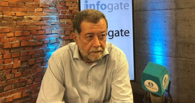 """Aleuy señaló que el escenario post elecciones """"no es catastrófico"""" y se permitió que los grupos marginados """"hoy día están dentro de la institucionalidad"""""""