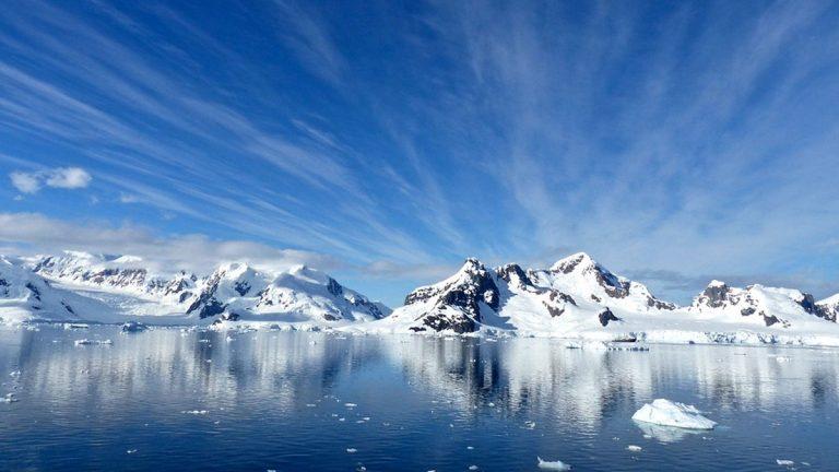 La Antártida, más ampliamente afectada por el ser humano de lo pensado