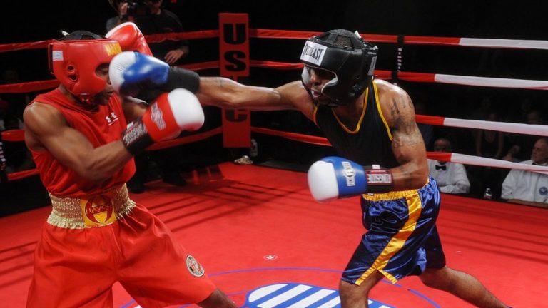 Doble acción en el ring de ESPN Knockout