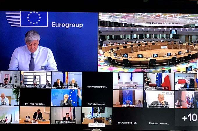 eurogrupo9julio 1 - España pierde ante Irlanda la presidencia del Eurogrupo
