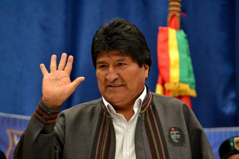 """Por resultado del Plebiscito Evo saca la voz: """"Nosotros gritamos mar para Bolivia, Malvinas para Argentina y mar para Chile"""""""