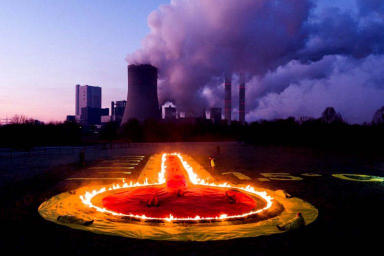 La Pandemia no para el Calentamiento Global y Greenpeace advierte: En los próximos cinco años se superaría la temida alza de 1.5 °C