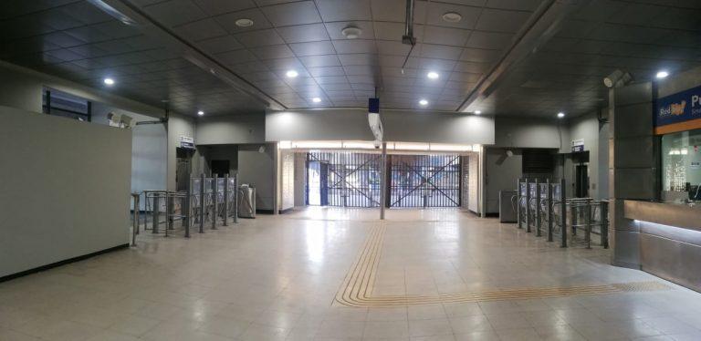 Línea 4 del Metro vuelve a estar operativa al reabrir estación Macul