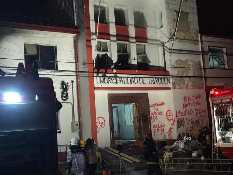 "Diputada Parra (PPD) acusa a intendente y a ministro Pérez de ocultar ""desidia e inaptitud"" por violencia en La Araucanía"