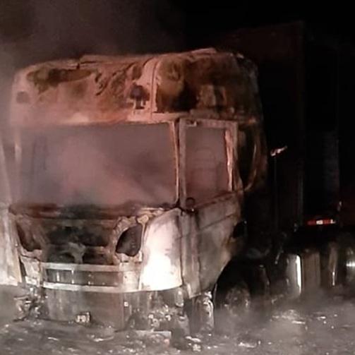 Nuevo ataque en La Araucanía endurece posición de camioneros y anuncian paro nacional