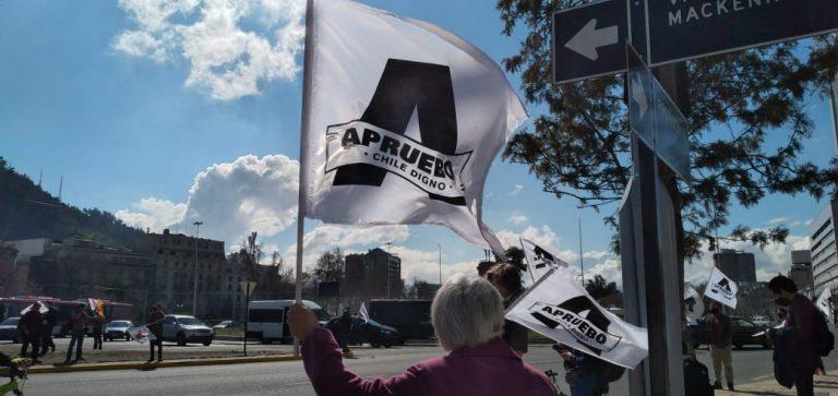Comandos por Apruebo piden al CNTV aclarar eventual cambio de opinión política de partidos frente al Plebiscito