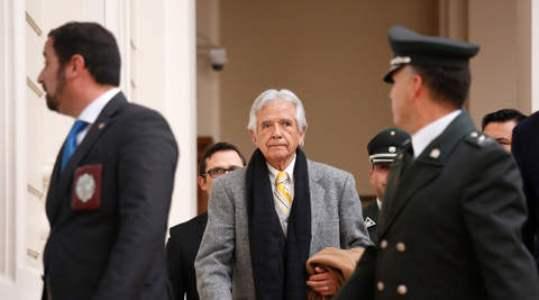 Suprema le da portazo a pretensión de EEUU y rechaza solicitud de extraditar a Cardoen