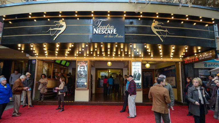 Teatro Nescafé de las Artes cumple 11 años y será un aniversario diferente