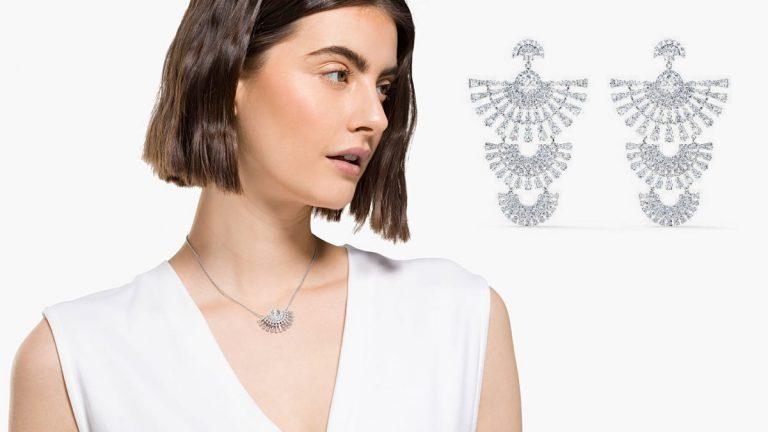 Swarovski celebra la técnica artesanal y el glamour con su colección Otoño/Invierno 2020