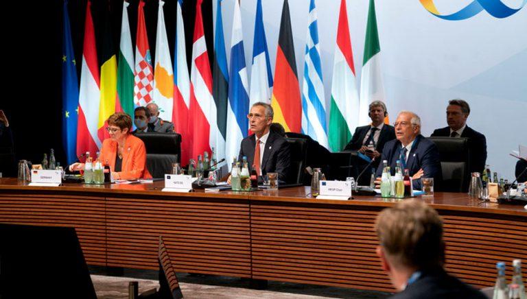 """OTAN por crisis Turquía-Grecia: """"Lo que necesitamos es desescalada, es diálogo"""""""