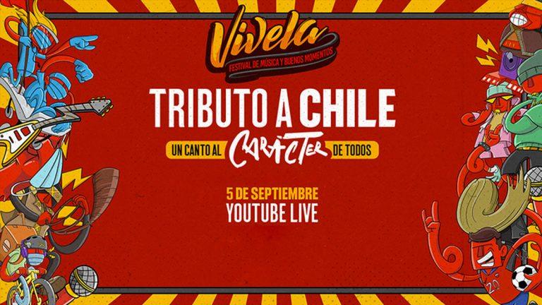 Vívela Festival vuelve y enciende el streaming para celebrar el Carácter de todo el país