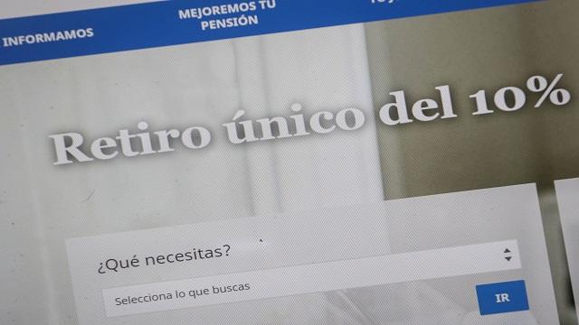 """Gobierno insiste en rechazar el segundo retiro del 10% y llama a """"no desfondar lo que existe"""""""