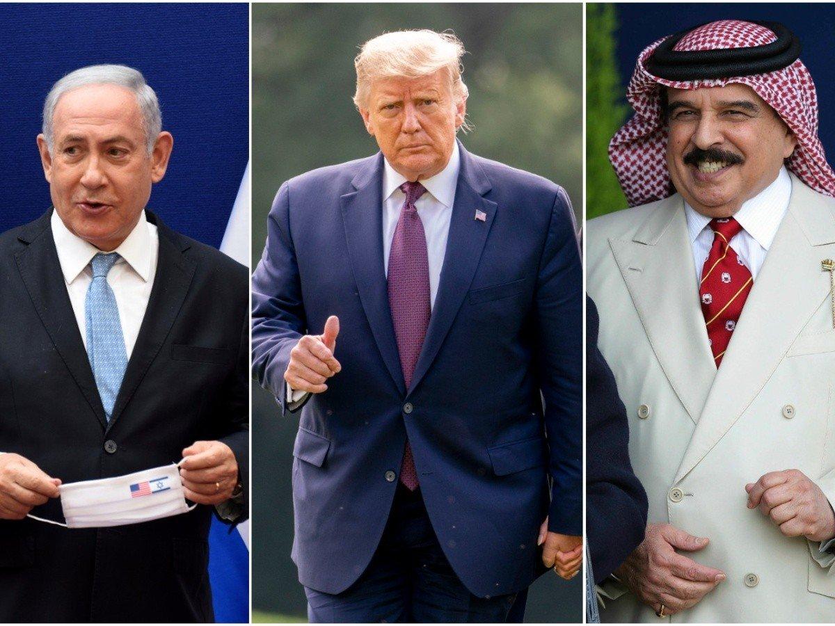 Acuerdo-Israel-Bahrein
