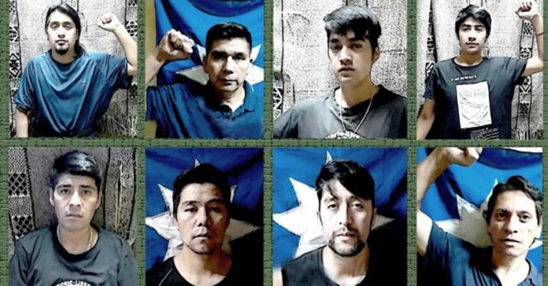 """Comuneros mapuche de Angol depusieron huelga de hambre y vocero acusa """"intransigencia del Gobierno"""""""