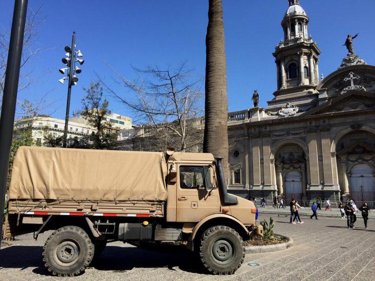 Por segunda vez en su historia, Te Deum no será en la Catedral de Santiago, será en el San Cristóbal