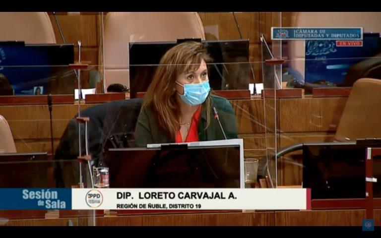 Cuestionada diputada desmiente a autoridades y afirma que no se opuso a un control sanitario