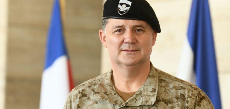 """General Martínez por Ley de Infraestructura Crítica: """"Es una decisión política"""""""