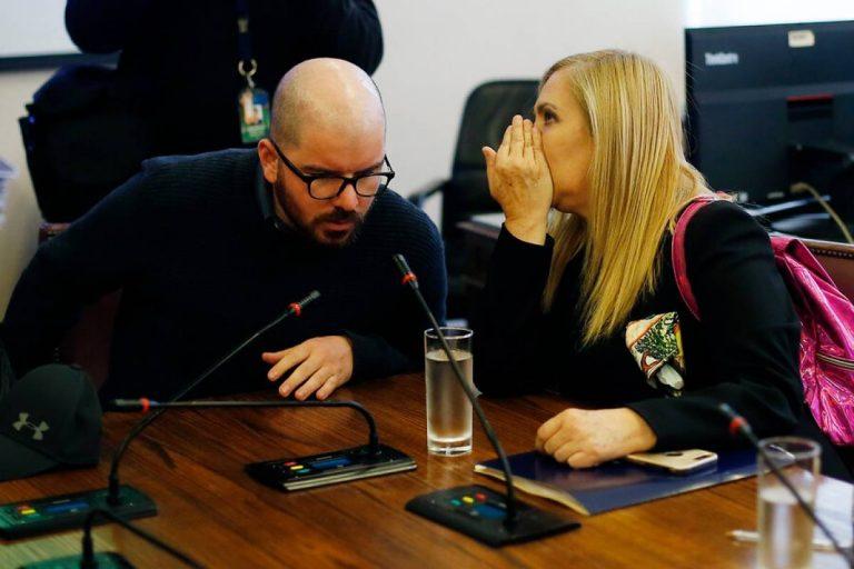 Los dimes y diretes entre Pamela Jiles y Giorgio Jackson por presidencia de la Comisión de Constitución de la Cámara