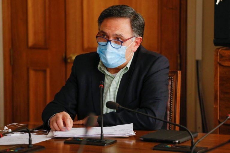 "Diputado Mellado (RN): ""Celestino Córdova va a salir caminando del CET de Vilcún"""