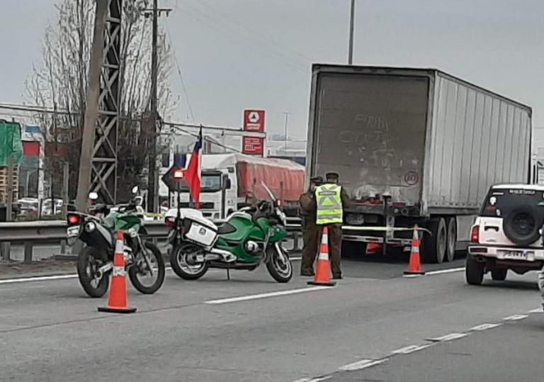 Gobierno confirma primer muerto en medio de paro de camioneros