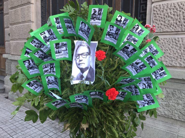 Prensa de EEUU: Recuerdan en Chile aniversario de golpe militar