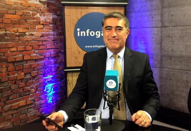"Interna de RN ""on fire"": Desbordes acusó a ministro Allamand de hacer campaña en su contra ""en horario de oficina"""
