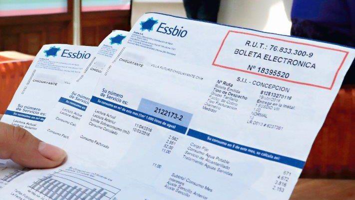 SISS logra acuerdo para rebajar tarifas en 4 regiones de la zona centro-sur del país