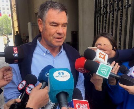 """Senador Ossandón le quita piso a Galli y dice que """"somos todos culpables"""""""