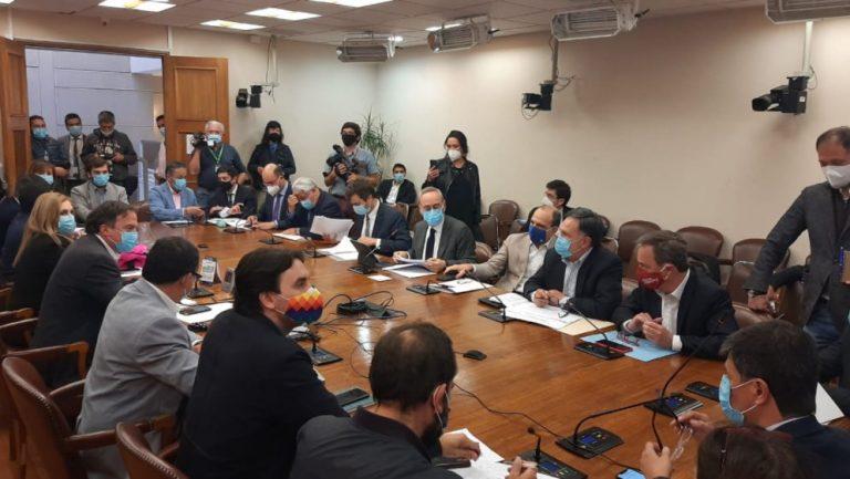 Comisión de la Cámara aprobó en general nuevo retiro de fondos previsionales