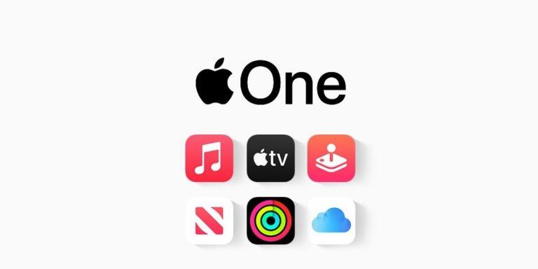 Apple One ya está disponible para clientes a través del mundo