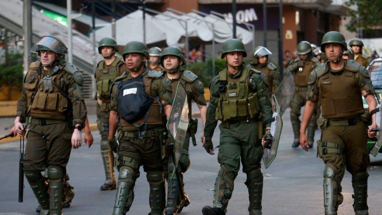 CDE apeló a falló que frenó suspensión de generales del Alto Mando de Carabineros