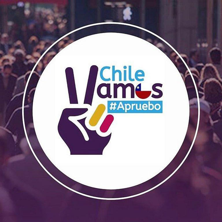 Comando de Chile Vamos por el Apruebo cerró anoche su campaña