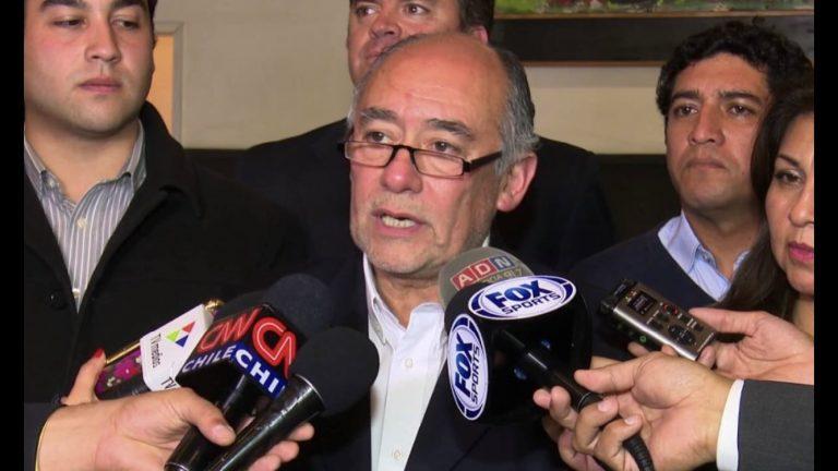 DC de Los Ríos lanza al corral de los presidenciables a diputado Iván Flores
