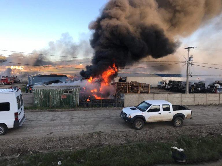 """Diputado Rathgeb por ataque incendiario en Angol: """"Necesitamos medidas ahora y drásticas"""""""