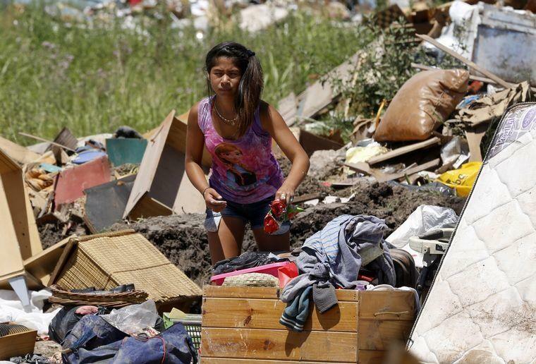 Sigue aumentando la pobreza en Argentina que llega al 40,9%, uno de los peores de su historia