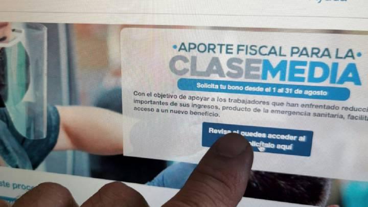 """Senadores presentan proyecto para """"perdonazo"""" a quienes obtuvieron bono de $500.000 de forma irregular"""