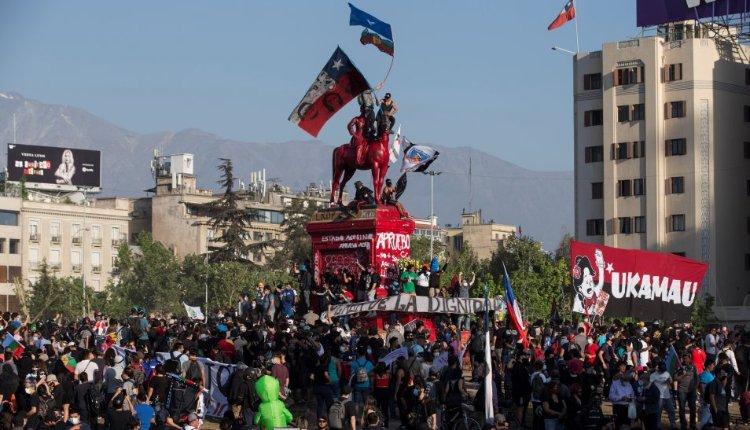 Más de 1.200 detenidos deja jornada de manifestaciones en el país