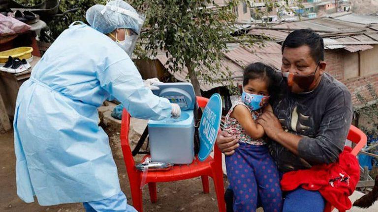 Como si fuera poco la pandemia, ahora Perú en alerta por brote de difteria