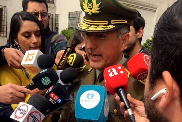 Diputado Soto pide reponer proyecto para poder destituir General Director de Carabineros