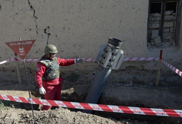 Azerbaiyán y Armenia anuncian un tercer cese del fuego a partir de este lunes