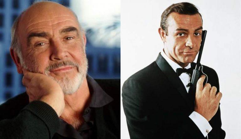 Actor Sean Connery muere a los 90 años