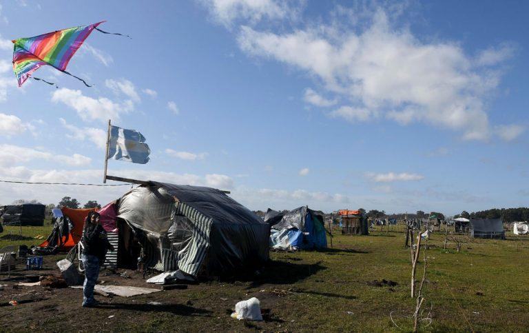 Argentina: La crisis obliga a que cientos de familias ocupen tierras en las afueras de Buenos Aires