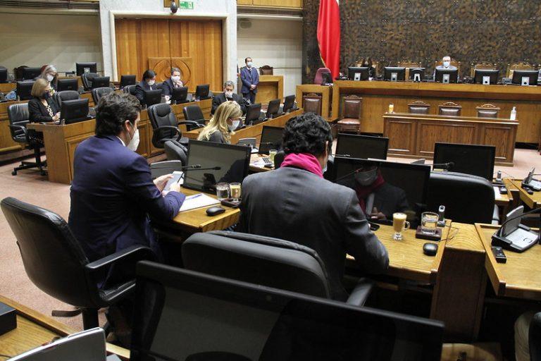 """Senado inicia discusión del segundo 10% y Gobierno insiste en meter """"cuco"""" por la cantidad de cuentas que quedarán en cero"""