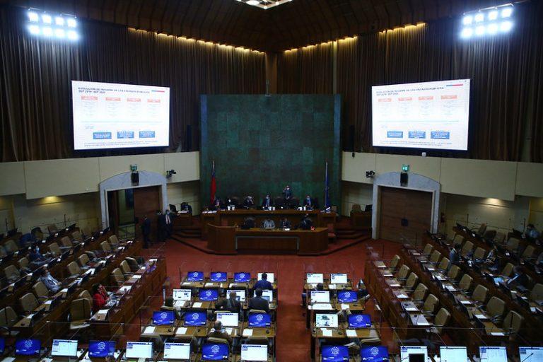 Cámara inicia levantamiento de cuarentenas tras resultado negativo de PCR de diputado