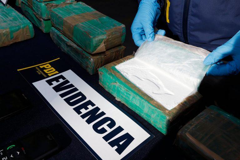 Comisión de Seguridad Ciudadana de la Cámara realiza sesión secreta por narcotráfico