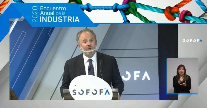 """Sofofa le pega un palo al Congreso por legislar de forma """"populista"""", """"simplista"""" y """"cortoplacista"""""""