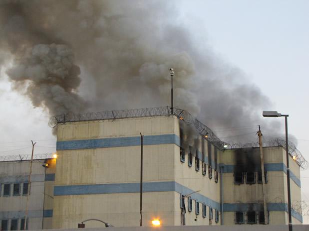 Justicia ordena al fisco indemnizar a familiares y víctimas del incendio de la cárcel de San Miguel